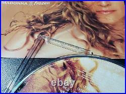 Madonna Frozen Mexico Cd Single RARE- madame x holiday amazing sex erotica mdna