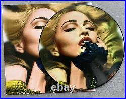 Madonna Frozen Picture disc vinyl Special Limited Edition Very Rare