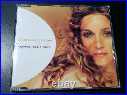 Madonna Frozen Promo CD Single MEGA RARE- madame x mdna ray of light sex erotica