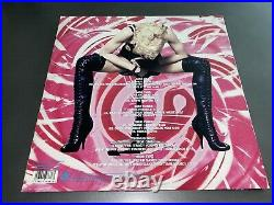 Madonna Hard Candy 3xLP+CD Excellent/Near Mint Condition, RARE Vinyl Set
