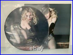 Madonna Like A Virgin Anniversary Picture disc vinyl Limited Edition Rare