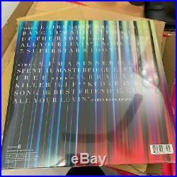 Madonna MDNA LP Vinyl Mega Rare SEALED