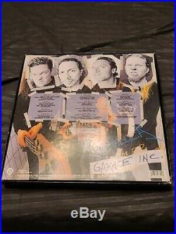 Metallica Garage Inc. Rare 6LP White Vinyl