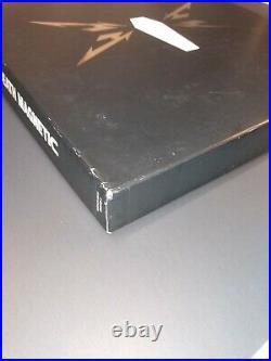 Metallica death magnetic White Vinyl 1 Of 50 Very Rare