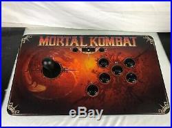 Mortal Kombat - Tournament Edition PLAYSTATION 3 COMPLETE Arcade Stick Rare