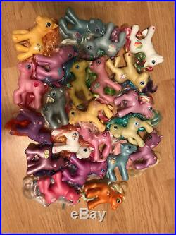 My Little Pony g3 lot! All great condition, rare & hard to find! NO duplicates