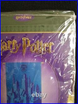 NEW! 2000 Harry Potter and the Sorcerer's Stone Hogwarts Button Banner Kit RARE
