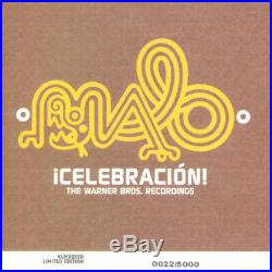 (NEW SEALED!) Celebration 4-CD Box Set The Warner Bros. Recordings RARE Rhino
