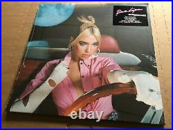 NEW SUPER RARE Dua Lipa Future Nostalgia PINK Vinyl LP