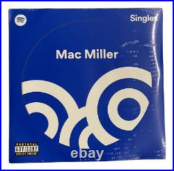 NEW SUPER RARE Mac Miller Spotify Singles 7 BLUE Vinyl RARE Record