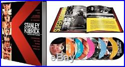 NEW Stanley Kubrick Limited Edition Collection RARE Blu-ray (Sticker Attached)