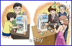 Official Bandai gashapon machines Free shipping RARE Anime Games Game Gachapon