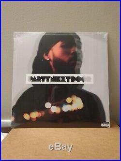 PARTYNEXTDOOR vinyl LP Warner Bros Records Hip Hop Drake RARE