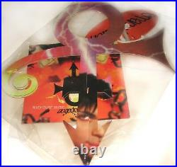 PRINCE Display 3-D Symbol Emancipation USA Official PROMO ONLY Rare Mobile NEW
