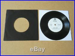 PRINCE Gett Off 7 VERY RARE UK ORIGINAL URGE SINGLE EDIT ONE SIDED PROMO SAM888