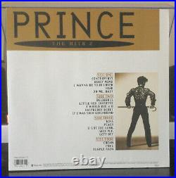 PRINCE The Hits 2 VG+ 2LP VINYL RARE 9362-45435-1