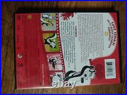 Pepe Le Pew LooneyTunes DISCONTINUED Super Stars DVD, RARE 17 Episodes