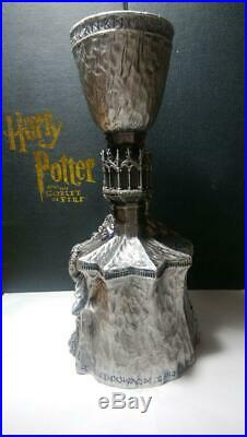 Pewter Harry Potter and the Goblet of Fire Replica Rare Heavy Warner Bros Japan