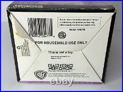 PowerPuff Girls Cartoon Network Electric Rechargeable Toothbrush Rare 2001