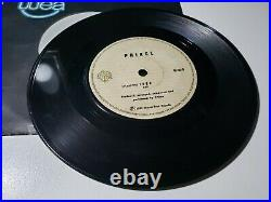 Prince 1999 Brazil 7 Vinyl Single RARE- purple rain black album one nite alone