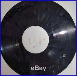 Prince Black Album Grey Vinyl (Marbled) 1 of 50 LP Promo Phenomenally Rare
