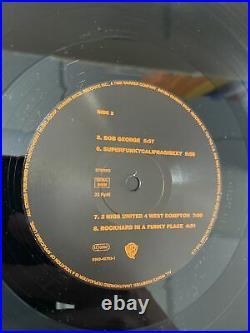 Prince Black Album Ultra Rare Limited Edition1994 LP Not Bootleg