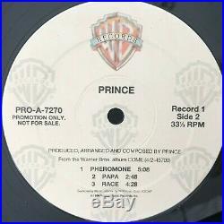 Prince Come 2 Lp Rare Promo (1994) Orig Press Warner Bros Pro-a-7270 Funk Ex
