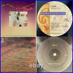 Prince Vinyl Record Collection 1984-1988 VG Condition with Rare B-Sides Galore