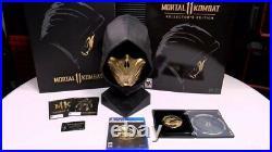 Ps4 Mortal Kombat 11 Kollector's Edition Collector Rara Nuova Ita Rare Sigillata