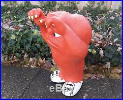 RARE 1996 Warner Brothers Studio Old Original Store Display Figure GOSSAMER 20