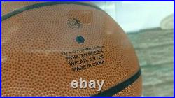 RARE 1997 Official Warner Brothers Sport Basketball Signed by Shaquille O'Neal