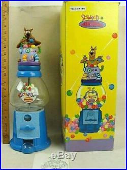 RARE 2000 Warner Bros Studio Store Scooby Doo Bubble Gum Factory/Machine