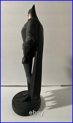RARE BATMAN MAQUETTE Statue By WARNER BROS. #534/2500