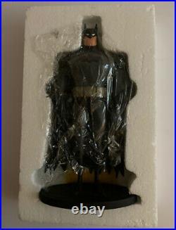 RARE BATMAN MAQUETTE Statue By WARNER BROS. #626/2500