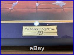 RARE Disney Showcase Animated Animation Art The Sorcerers Apprentice Model DYFAN