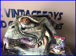 RARE Don Post Gremlins Mohawk Mask Don Post/Warner Brothers Tag Attached