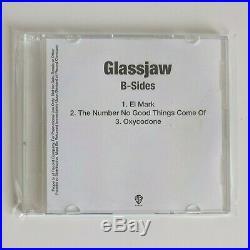 RARE Glassjaw El Mark (B-Sides) Cdr Promo Warner Bros. Records