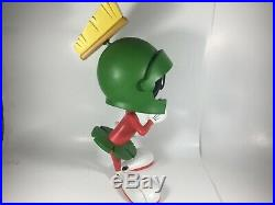 RARE Marvin the Martian Looney Tunes Resin Statue Rutten Warner Brothers 15