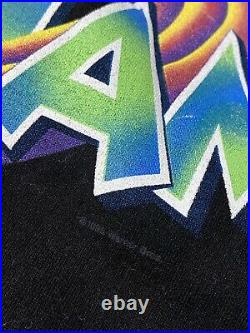 RARE New Vintage Warner Bros Space Jam Shirt 1996 Michael Jordan SZ XL Q-TEES
