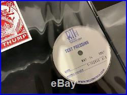 RARE! ORIGINAL OG Warner Brothers WHITE STRIPES Icky Thump 180g TEST PRESSING