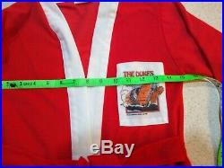 RARE VINTAGE 1982 DUKES OF HAZZARD BO & LUKE RED, WHITE, & BLUE CHILD'S Robe