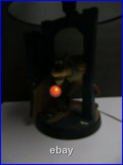 RARE VINTAGE 2000 Warner Bros Studio Scooby Doo Lamp