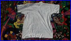 RARE Vintage 1995 Freeze Warner Bros TAZ Tunes Dunk monster T-Shirt Mens Size XL