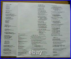 R. E. M. Around The Sun RARE Double Vinyl LP US release 2004 MINT-! REM