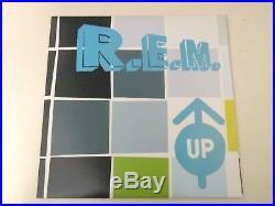 R. E. M. UP RARE 1st PRESS 2 LP 1998 WARNER BROS RECORDS WithINSERT NM/EX++
