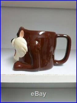 Rare 1989 Taz Tasmanian Mug Cup Griswold Christmas Vacation Tazmanian