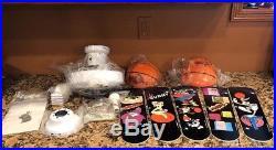 Rare 1996 Sportscast Looney Tunes Space Jam Basketball Bugs Bunny Ceiling Fan