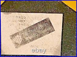 Rare 1999 Looney Tunes Warner Bros Speedy Gonzales Large Resin Statue Big Fig Wb