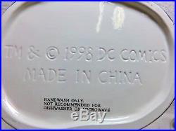 Rare DC Comics CatWoman Cookie Jar Canister Warner Bros Store 1998 NIB