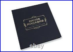 Rare Danny Elfman & Tim Burton Music Box. Includes collectors signed bonus disk